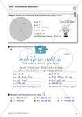 Flächeninhalt und Umfang: Der Kreis Preview 21