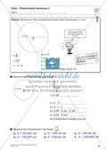 Flächeninhalt und Umfang: Der Kreis Preview 22