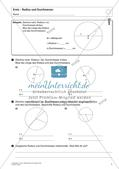 Flächeninhalt und Umfang: Der Kreis Preview 3