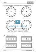 Die analoge und digitale Uhr Preview 10