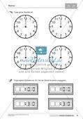 Die analoge und digitale Uhr Preview 14