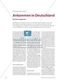 Ankommen in Deutschland - Ein Erfahrungsbericht Preview 1