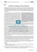 Heilungswunder - Der Besessene von Gadara: Aufbau, Deutung und synoptischer Vergleich Preview 3