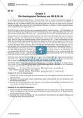 Heilungswunder - Der Besessene von Gadara: Aufbau, Deutung und synoptischer Vergleich Preview 8