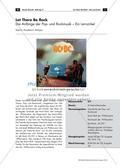 Musik_neu, Sekundarstufe I, Musikgeschichte, Musik im Alltag und in den Medien, Jazz/ Popularmusik, Musikmedien und Musikindustrie, Stile der Popularmusik, Medien zum Abspielen von Musik, Musik im Radio und im Fernsehen, Blues, Rock, Marylin Monroe, Jukebox, Cover, Bluesschema
