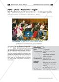 Gruppenpuzzle: Holzblasinstrumente Preview 1