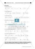 Musikalische Lückentexte: Notenwerte und Pausenzeichen Preview 13
