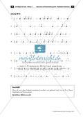 Musikalische Lückentexte: Notenwerte und Pausenzeichen Preview 15