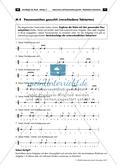 Musikalische Lückentexte: Notenwerte und Pausenzeichen Preview 9