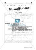 Lernspiel für Notenwerte und Basschlüssel: Music Soccer Preview 5