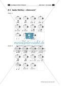 Lernspiel für Notenwerte und Basschlüssel: Music Soccer Preview 7