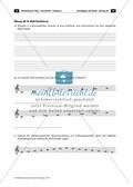 Musiktheorie: Töne - Tonschritte - Tonleitern Preview 12