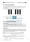 Musiktheorie: Töne - Tonschritte - Tonleitern Preview 2