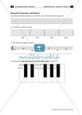 Musiktheorie: Töne - Tonschritte - Tonleitern Preview 3