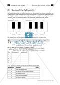 Musiktheorie: Töne - Tonschritte - Tonleitern Preview 5
