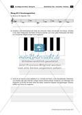 Musiktheorie: Töne - Tonschritte - Tonleitern Preview 7