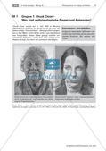Philosophieren im Dialog mit Bildern - Gruppenpuzzle Preview 1