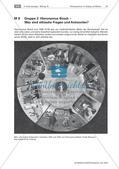 Philosophieren im Dialog mit Bildern - Gruppenpuzzle Preview 5
