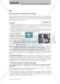 Les relations franco-allemandes - Vertiefung und Übung Preview 3
