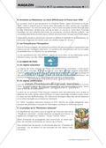 Les relations franco-allemandes - Vertiefung und Übung Preview 4
