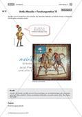 Das Leben in der antiken Weltstadt Rom - Lerntheke Preview 12