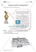 Das Leben in der antiken Weltstadt Rom - Lerntheke Preview 2