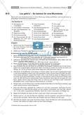 Der Regenwurm: Protokollbogen Wurmkiste, Fachbegriffe Preview 1