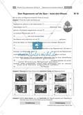 Der Regenwurm: Protokollbogen Wurmkiste, Fachbegriffe Preview 4