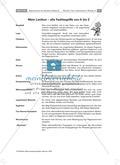 Der Regenwurm: Protokollbogen Wurmkiste, Fachbegriffe Preview 7