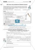 Energieumsatz bei chemischen Reaktionen: endo- und exotherme Reaktionen Preview 1