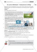 Energieumsatz bei chemischen Reaktionen: Katalysatoren Preview 4