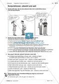 Freizeitaktivitäten und Sportarten: Üben und Anwenden von Wortschatz Preview 6
