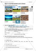 Freizeitaktivitäten und Sportarten: Üben und Anwenden von Wortschatz Preview 7