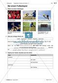 Freizeitaktivitäten und Sportarten: Üben und Anwenden von Wortschatz Preview 8