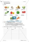 Lebensmittel und Getränke - Einführung des Wortschatzes Preview 4