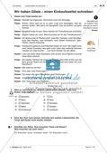 Lebensmittel und Getränke - Anwenden und Üben des Wortschatzes Preview 11