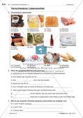 Gemeinsames Essen - Einführung des Wortschatzes Preview 3