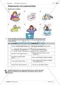Gemeinsames Essen - Anwenden und Üben des Wortschatzes Preview 13