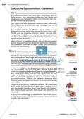 Gemeinsames Essen - Anwenden und Üben des Wortschatzes Preview 16