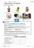 Körperteile und Befinden - Üben und Anwenden des Wortschatzes Preview 4