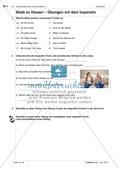 Körperteile und Befinden - Üben und Anwenden des Wortschatzes Preview 5
