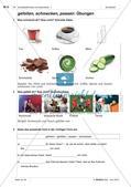 Körperteile und Befinden - Üben und Anwenden des Wortschatzes Preview 7