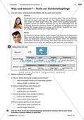 Grundbedürfnisse und Gesundheit - Einführung des Wortschatzes Preview 4