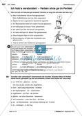 Verben im Perfekt - Übungen und Anwendung Preview 4
