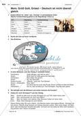 Landeskunde - Einführung des Wortschatzes Preview 3