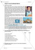 Landeskunde - Üben und Anwenden des Wortschatzes Preview 3