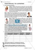 Unser neues Zuhause - Üben und Anwenden des Wortschatzes Preview 1