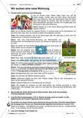 Unser neues Zuhause - Üben und Anwenden des Wortschatzes Preview 4