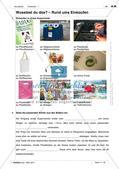 Einkaufen - Einführung des Wortschatzes Preview 6