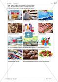 Einkaufen - Einführung des Wortschatzes Preview 8